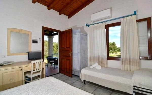 Hotel Li Suari, Sardinie / Sardegna, Itálie, Sardinie / Sardegna, letecky, all inclusive5