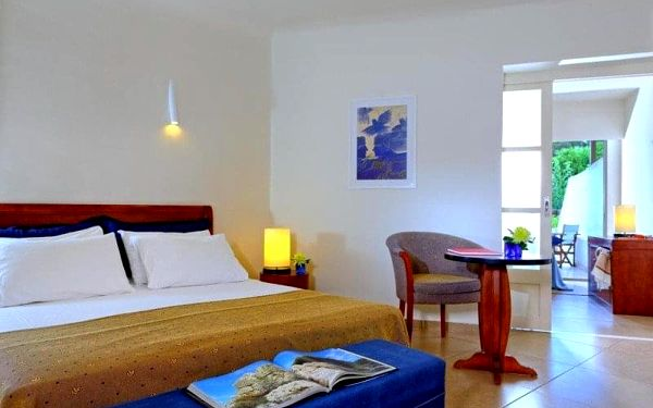 Apollonia Beach Resort & Spa, Kréta, Řecko, Kréta, letecky, polopenze3