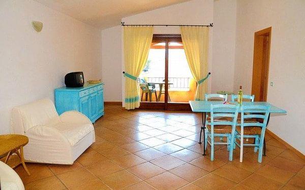 Residence Il Borgo di Punta Marana, Sardinie / Sardegna, Itálie, Sardinie / Sardegna, letecky, bez stravy5