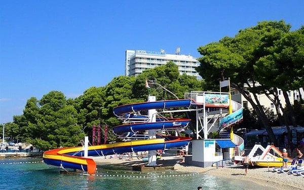 DALMACIJA SUNNY Hotel, Makarska, Chorvatsko, Makarska, letecky, snídaně v ceně4