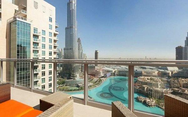 Spojené arabské emiráty - Dubaj letecky na 8-9 dnů
