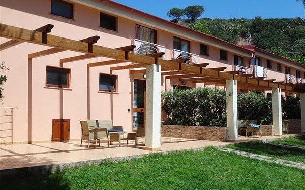 Hotel Residence Solemare, Kalábrie, Itálie, Kalábrie, letecky, polopenze3