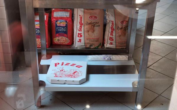 Pizza Rio Grande