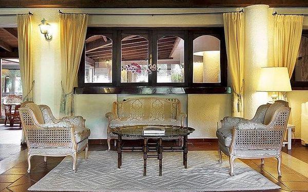 Grand Hotel Smeraldo Beach, Sardinie / Sardegna, Itálie, Sardinie / Sardegna, letecky, snídaně v ceně4