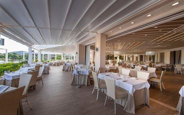 Chia Laguna Resort - Hotel Village, Sardinie / Sardegna, Itálie, Sardinie / Sardegna, letecky, polopenze4