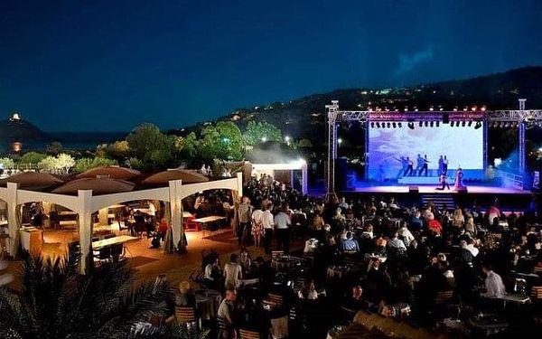 Chia Laguna Resort - Hotel Village, Sardinie / Sardegna, Itálie, Sardinie / Sardegna, letecky, polopenze5