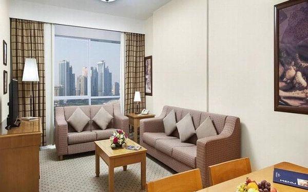 GOLDEN TULIP, Dubai, Spojené arabské emiráty, Dubai, letecky, bez stravy5