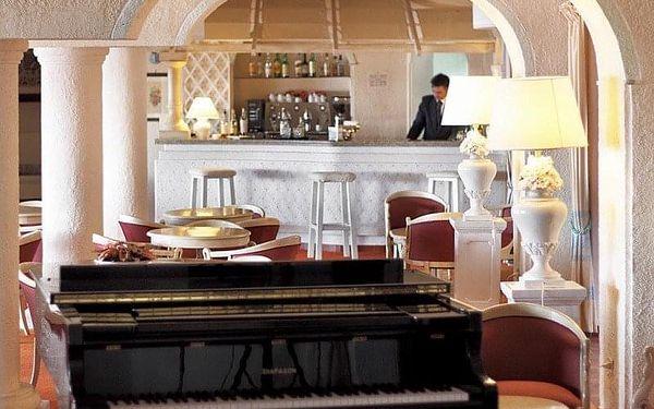 Grand Hotel Smeraldo Beach, Sardinie / Sardegna, Itálie, Sardinie / Sardegna, letecky, snídaně v ceně5