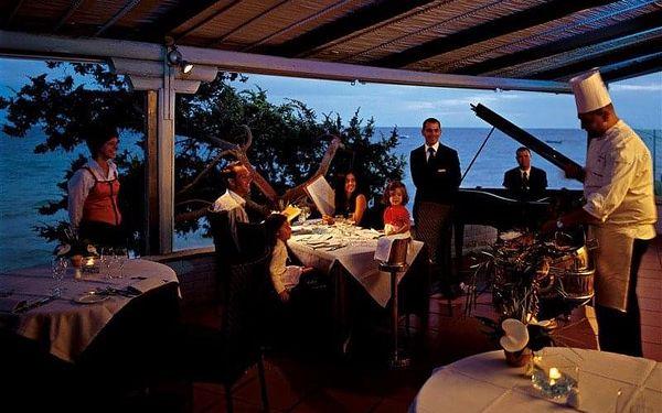 Forte Village Resort - Pineta, Sardinie / Sardegna, Itálie, Sardinie / Sardegna, letecky, polopenze5