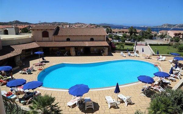 Club Esse Posada Beach Resort, Sardinie / Sardegna, Itálie, Sardinie / Sardegna, letecky, polopenze5