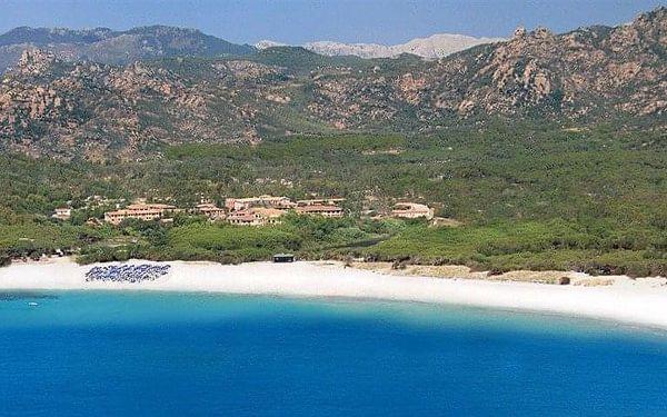 Itálie - Sardinie letecky na 8 dnů, polopenze