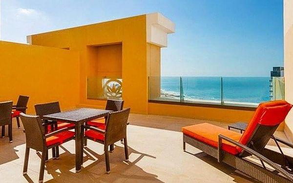RAMADA HOTEL & SUITES BY WYNDHAM DUBAI JBR, Dubai, Spojené arabské emiráty, Dubai, letecky, snídaně v ceně5
