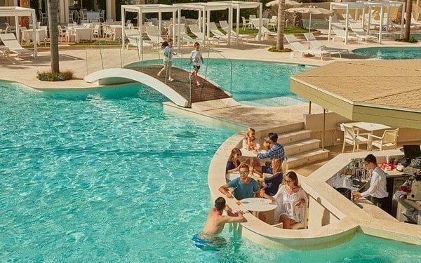Forte Village Resort - Le Palme, Sardinie / Sardegna, Itálie, Sardinie / Sardegna, letecky, polopenze5
