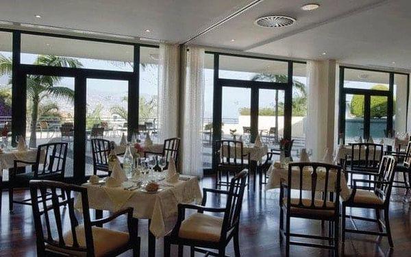 PANORAMICO, Funchal, Madeira, Funchal, letecky, snídaně v ceně5