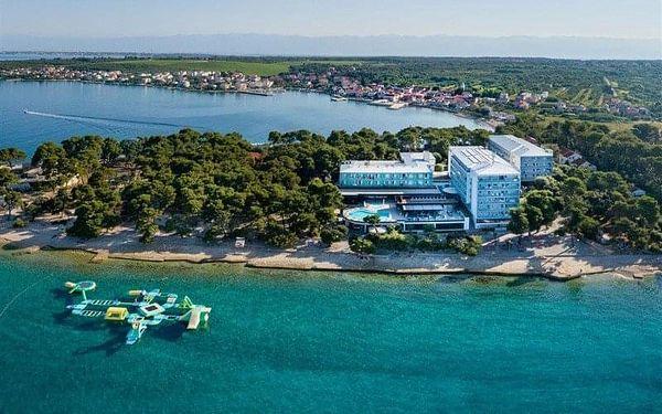Chorvatsko - Petrčane letecky na 8-15 dnů