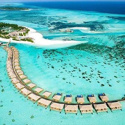 Maledivy - Lhaviyani Atol letecky na 8-15 dnů, all inclusive
