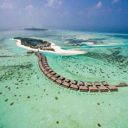Maledivy - Lhaviyani Atol letecky na 9-12 dnů, all inclusive