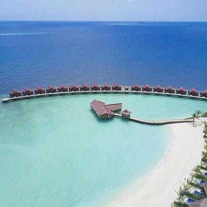 Maledivy - Severní Atol Male letecky na 10 dnů, snídaně v ceně