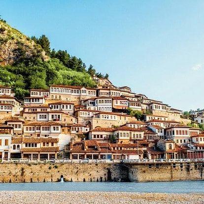 Albánie - Albánská riviéra letecky na 8 dnů