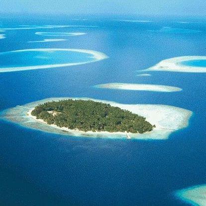 Maledivy - Jižní Atol Male letecky na 10-11 dnů