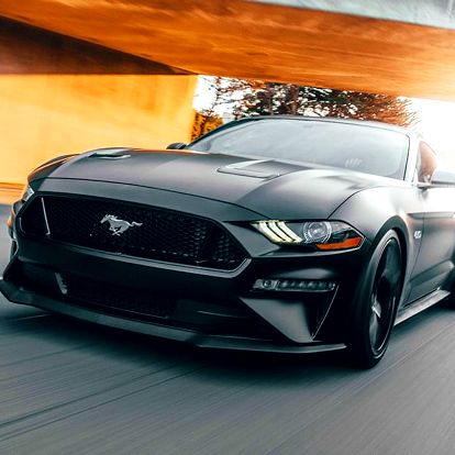 Jízda ve Ford Mustang GT 5.0 - 30 minut