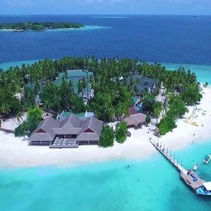 Maledivy - Severní Atol Male letecky na 10 dnů