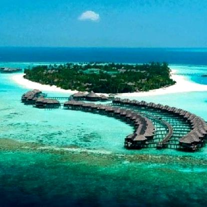 Maledivy - Atol Ari letecky na 10 dnů