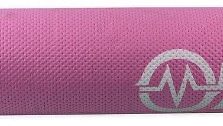 MASTER Yoga EVA 4 mm - 173 x 60 cm - růžová