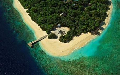 Maledivy letecky na 9-13 dnů, snídaně v ceně
