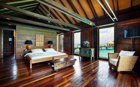 Maledivy - Atol Ari letecky na 8-13 dnů, polopenze