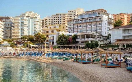 Albánie - Saranda letecky na 8-15 dnů