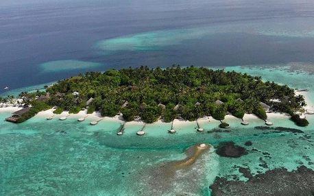 Maledivy - Atol Ari letecky na 10 dnů, plná penze