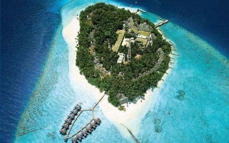 Maledivy - Jižní Atol Male letecky na 10-15 dnů