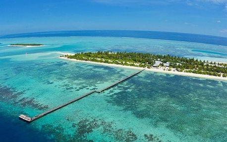 Maledivy - Jižní Atol Male letecky na 8-13 dnů