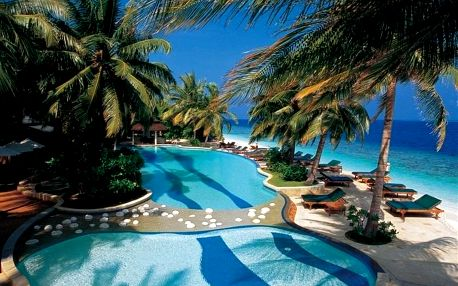 Maledivy letecky na 9-10 dnů