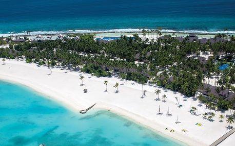 Maledivy - Lhaviyani Atol letecky na 8-15 dnů