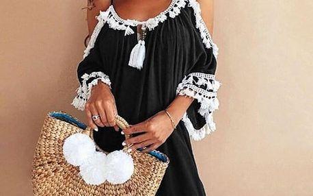 Letní šaty Aubine