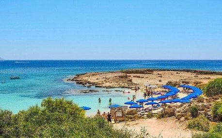 Kypr - Ayia Napa letecky na 8-15 dnů