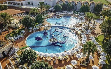 Kypr - Famagusta letecky na 8-12 dnů, ultra all inclusive
