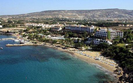 Kypr - Paphos letecky na 8-12 dnů