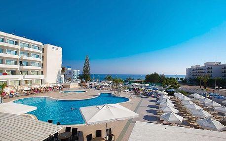 Kypr - Protaras letecky na 8 dnů, all inclusive