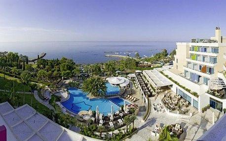 Kypr - Limassol letecky na 8-12 dnů