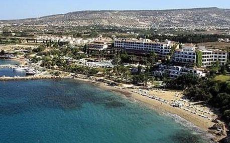 Kypr - Paphos letecky na 8-12 dnů, snídaně v ceně