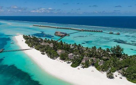 Maledivy - Atol Ari letecky na 8-15 dnů, snídaně v ceně