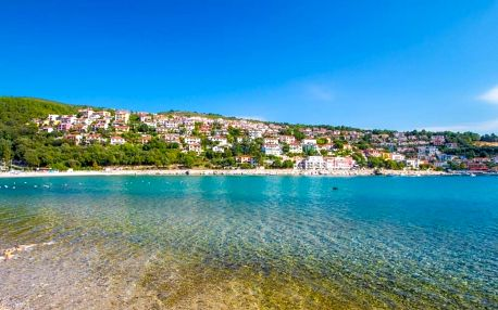 Chorvatsko, Rabac: Kemp Oliva