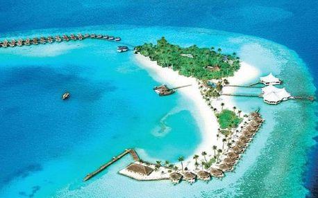 Maledivy - Atol Ari letecky na 10-11 dnů
