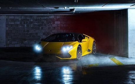 Jízda v Lamborghini Huracán - 20 minut