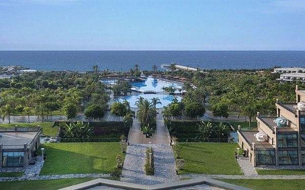 NOAH'S ARK DELUXE HOTEL & SPA, Severní Kypr, Kypr, Severní Kypr, letecky, ultra all inclusive2