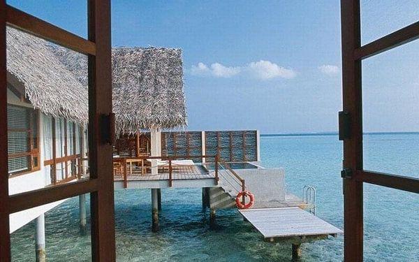 FOUR SEASONS RESORT MALDIVES AT LANDAA GIRAAVARU, Maledivy, letecky, bez stravy2