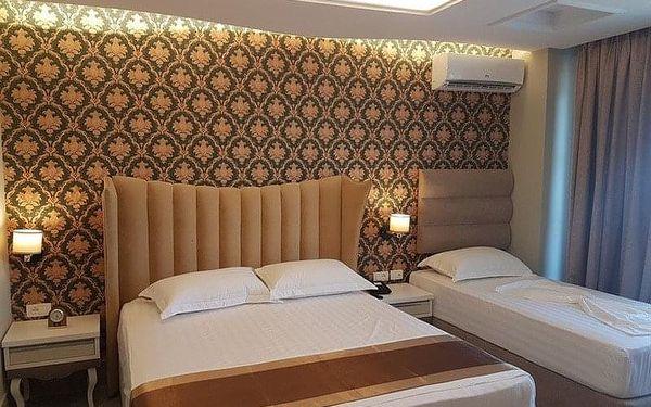 Hotel Grand Blue Fafa, Albánská riviéra, Albánie, Albánská riviéra, letecky, all inclusive2